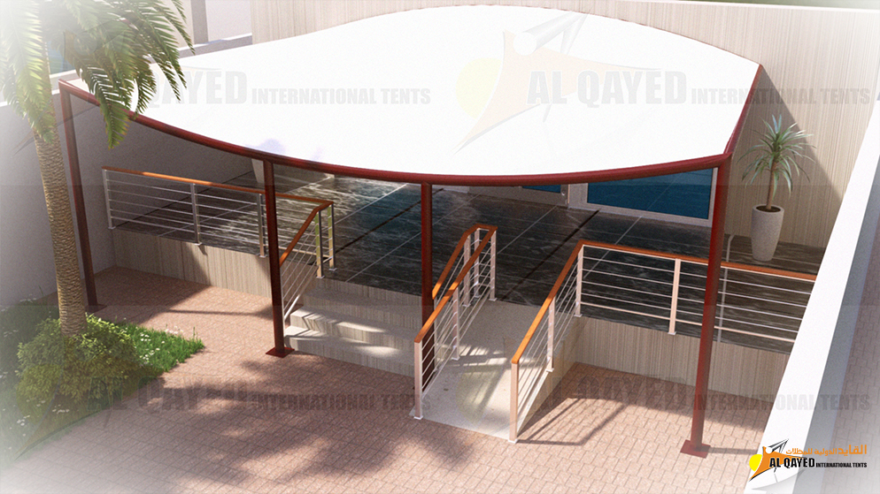 IB.5.A. Sun Shade- (Custom Made Type) shades that the customer prefers and requests